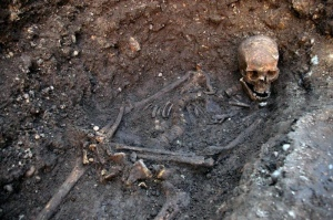 Richard III's Remains[Source: Flickr Creative Commons © fotemas]
