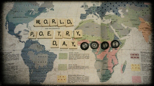 World Poetry Day [Flickr Creative Commons © Karen Cropper]