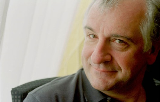 Douglas Adams [Flickr Creative Commons © Michael Hughes]